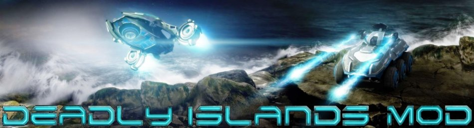 DEADLY ISLANDS MOD FOR CARRIER COMMAND: GAEA MISSION title =