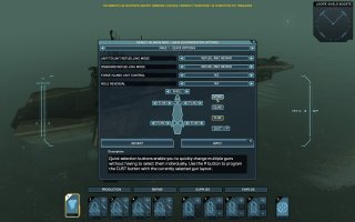 Mod is customizable via in-game menu.